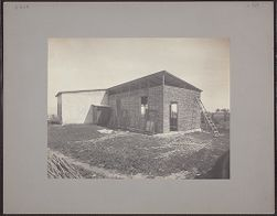 Cane and Adobe Construction, Arequipa [exterior view]