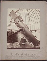 Bruce Photographic Telescope. Aperture 24 inches