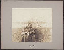 Bolivian Indian, Island of Titicaca