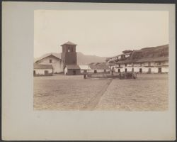 Plaza, Sicuani