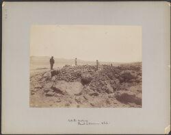Nitrate Workings. Desert of Atacama, Chile