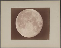 [View of moon]