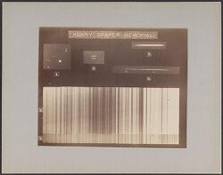Henry Draper Memorial [spectra]