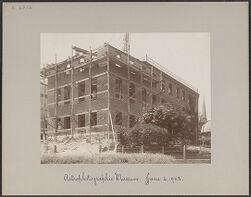 Astrophotographic Museum, June 2, 1902