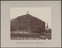 Astrophotographic Museum, June 4, 1902