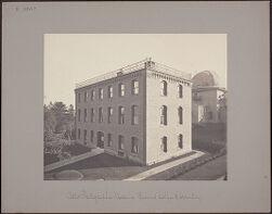 Astro Photographic Museum. Harvard College Observatory [(i.e. C building)]