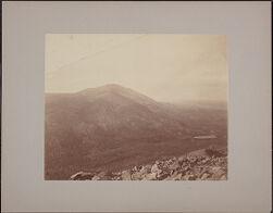 [View of mountains, Colorado?]