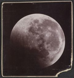Eclipse of Dec. 27, 1898, made at Thomaston, Me. with 3 inch telescope