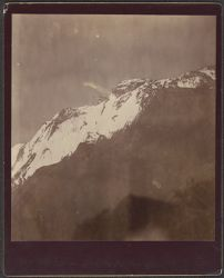 [View of mountain]