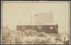 HCO Station on Mt. Wilson, 1890