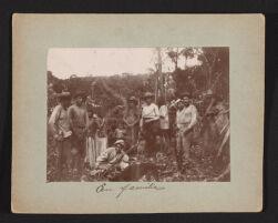 En familias.   Exploracion al rio Inambari