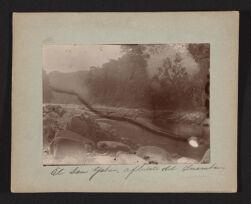 El San Gaban, afluente del Inambari.   Exploracion al rio Inambari