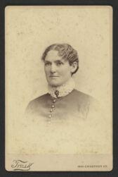 [Mary Elizabeth Cannon, photographic portrait, Digital Object