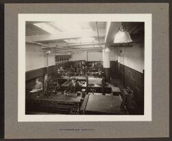 Switchboard lamp laboratory