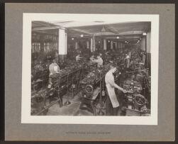 Automatic screw machine department