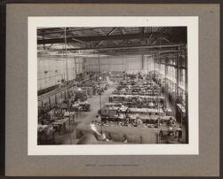 Ceramic manufacturing department