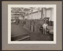 Rod mill billet heating furnace