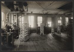 Durgin Shoe Co. photograph album, 1912