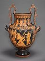 Nestoris (Two-Handled Jar) With Mythological Scenes