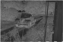 [Car On Dirt Road]