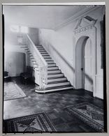 Untitled (view of foyer looking up staircase)