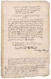 Petition of John Appleton to the General Court of Massachusetts, [1654 October 30] Digital Object