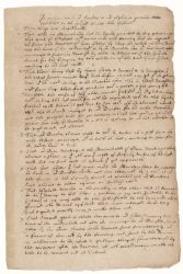 Thoughts on the petitions of Henry Dunster and John Appleton, 1654 October 31 Digital Object