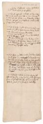 Motions presented to the General Court of Massachusetts by Henry Dunster, 1656 April Digital Object