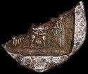Fragment Of A Dekadrachm Of Athens