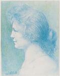 Portrait of Adeline Lesseine