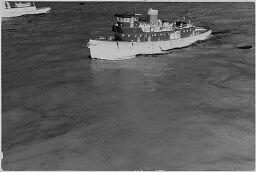[Ferry In Harbor]