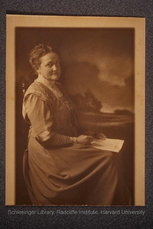 Portrait of Elizabeth Lowell Putnam