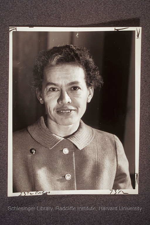 Portrait of Pauli Murray