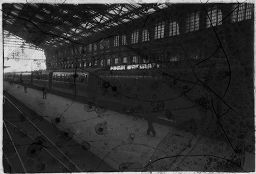[Railroad Station]