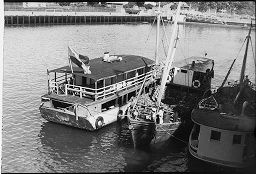 [Ferry, Passenger Boat]
