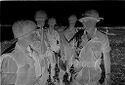 Untitled (Soldiers Meeting In Field, Vietnam)