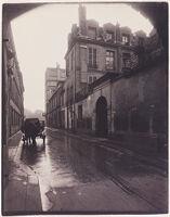 Rue De Bretonvilliers, Île Saint-Louis, Paris
