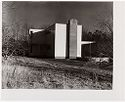 Ford Residence, Lincoln, Massachusetts, 1938-1939: Exterior View