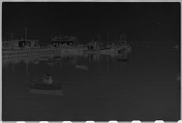 [Dock And Harbor, New England]