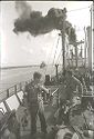 Untitled (Mps On Deck Of Ship, Vietnam)