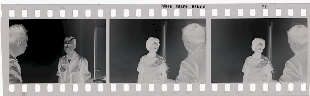 Untitled (Soldiers In Office, Vietnam)