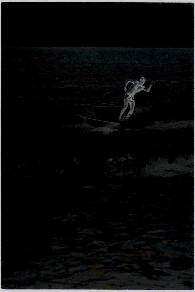 Untitled (Soldier Surfing, Vietnam)