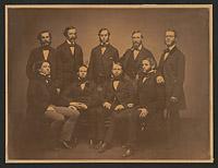 Boston Social Medical Club (9 members) , Digital Object