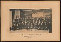 Boylston Medical Society annual meeting , Digital Object