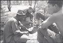 Untitled (Soldiers Playing Cards, Vietnam)