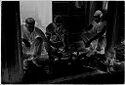 Untitled (Soldiers Eating In A Doorway, Vietnam)