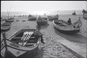 Untitled (Fishing Boats On Beach, Nazaré, Portugal)