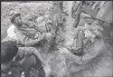 Untitled (Soldier Looking Though Binoculars, Vietnam)
