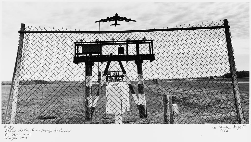 B-52, Druffins Air Force Base - Strategic Air Command, 6 Square Miles, New York