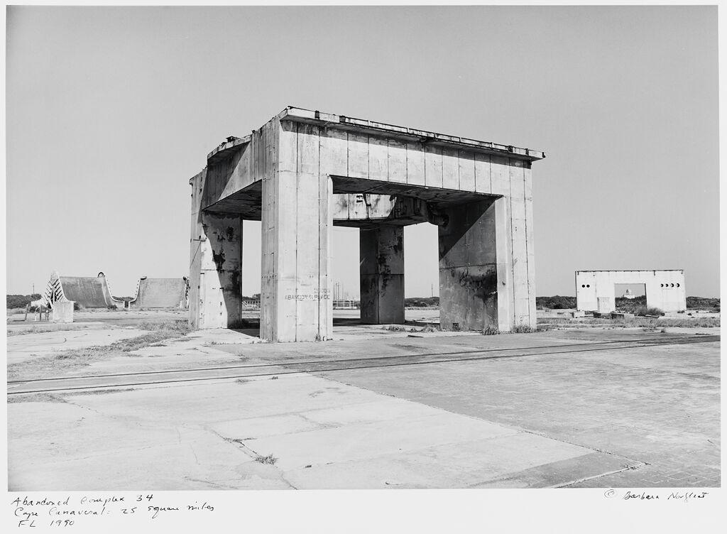 Abandoned Complex 34, Cape Canaveral: 25 Square Miles, Fl